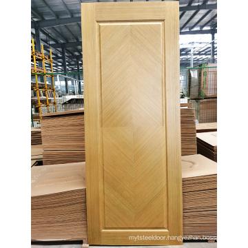 GO-MDT02 factory last design modern interior door design bedroom wood door