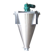 Conical Screw Mixer dengan Flat Flanged Cover