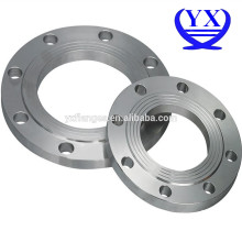 ANSI standard stainless steel slip on flanges