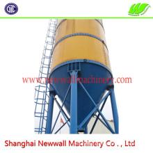 Empernados tipo Silo de cemento para la planta de mezcla de hormigón