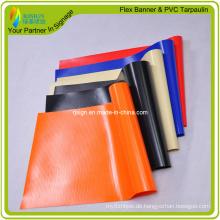 Zelt Material Laminierte PVC Plane (RJLT001-1)