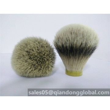Silvertip Badger Hair Shaving Brush Knots