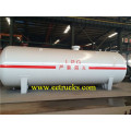 50 CBM Carbon Steel Ammonia Gas Storage Tanks