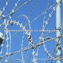 Galvanized Iron Concertina Razor Wire Fence Manufacturer