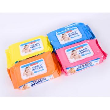 Biodegradable Hydrophilic Spunbond Baby Wet Wipes
