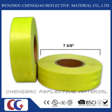 Fluorescent Yellow Green Reflective Warning Tape for School Bus (C5700-OF)