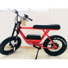 """Bafang Rear Hub Motor 48V 500W 20"""" Fat Ebike"""