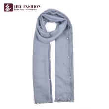 HEC Promotional Custom Printing Qualitäts-Frauen-Schal-langer Schal