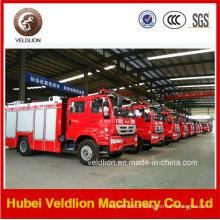 Camion de pompier de HOWO 6000L / 6000liter / 6cbm / 6m3