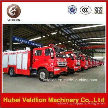 Тележки 6000Л/6000liter/6cbm/6м3 Автоцистерна пожарная машина