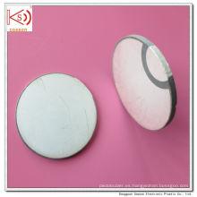 50mm 43kHz Limpiadores ultrasónicos Piezo Trnanducer de cerámica