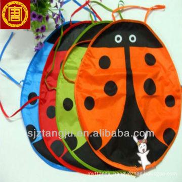 Cute kids kitchen fabric apron lovely child pinafore