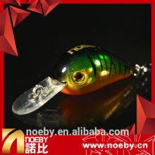 Твердый приманка пластик маленький жесткий кривошип ABS пластиковая рыбалка