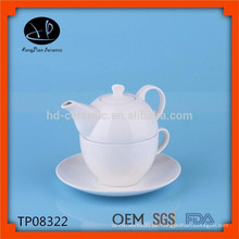 Porzellan Keramik Typ und FDA, CIQ, CE / EU, SGS, EWG Zertifizierung Porzellan Tee für einen Topf