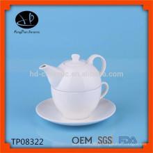 Porcelana Cerâmica Tipo e FDA, CIQ, CE / UE, SGS, CEE Certification chá de porcelana para um pote