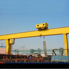 MDG Uri ng Single Girder Gantry Crane