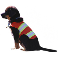Dog handler vest reflective safety vest