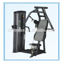 gym equipment names exercise chest press