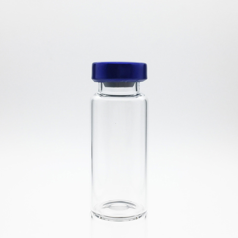 10ml Sterile Serum Vials Blue