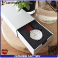 Yxl-157 Hot Sale New Style Watch Box OEM Logo Wholesale Good Quality Leathr Paper Packaging Box Factory