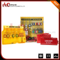 Elecpopular Buy Direct From China Factory Safe Pad Lock Lockout Tagout Station