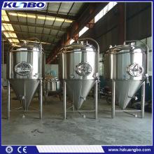 Пиво верхового брожения танк удобрения