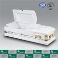 Cercueil en bois américain fantaisie cercueil pour enterrement _ Chine cercueils fabrique