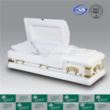 Fancy American Wooden Casket Coffin For Funeral _ China Caskets Manufactures