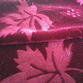 Mirco 3D Embossed Polyester Spandex Velvet Fabric
