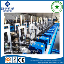 customized profile cold production line perforated