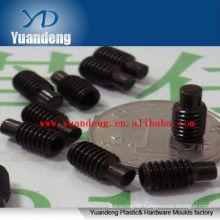 High quality hexagon socket set screws with dog point