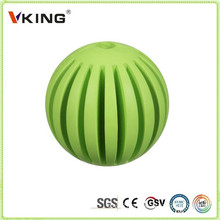 China New Product Solid Rubber Ball Dog Toys