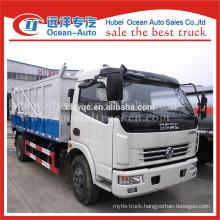 Dongfeng Duolika butt-joint garbage truck
