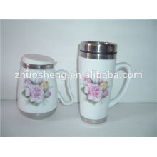 tazas café moderno de alta calidad, gran tamaño tazas de cerámica, tazas personalizadas