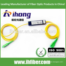 Factory SC / APC Singlemode ABS Package Fiber Optic Splitter