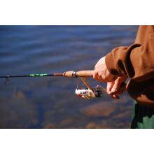 Pure Carbon Super Hard Tele Surf Fishing Rod