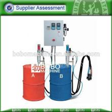 espuma de poliuretano inyección máquina de pulverización