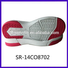SR-14CO8702 rubber outsole for shoes tpr outsole material child shoe outsole kids shoes outsole