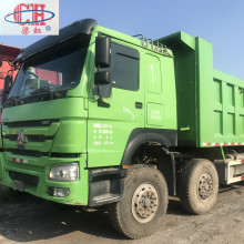 Used  Sinotruck HOWO Dump Tipper Truck