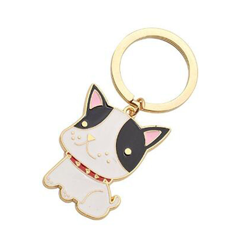 High Quality Beautiful Cute Animal Keychains