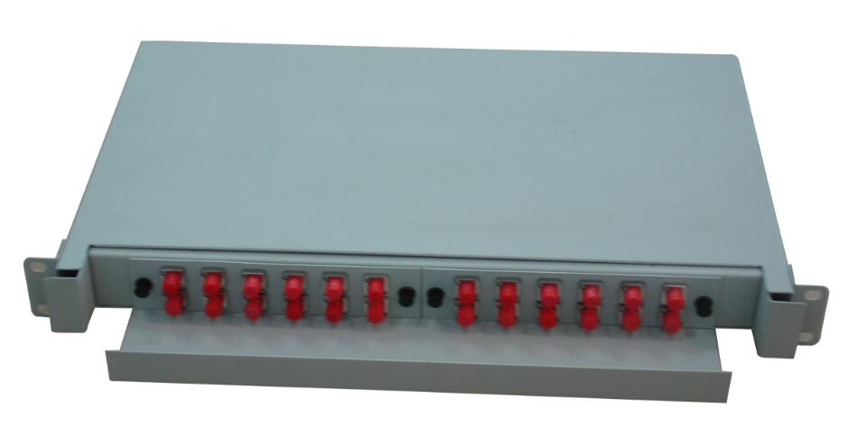 Fo Patch Panel 24 Port