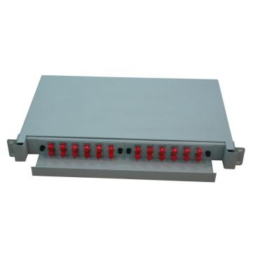 FO FC Serat Patch Panel 24 Port