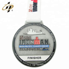 Professional metal gold supplier cheap custom enamel sport medal