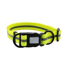 Hot selling Reflective webbing waterproof dog collar