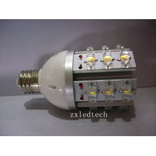 18w 91mm*h201mm E27 / E40 Led Street Lights Fixtures With Ce, Rohs