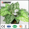 wholesale artificial grapes green leaf for home decoration