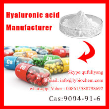 GMP & DMF &EP &SODIUMHYALURONATE9067-32-7