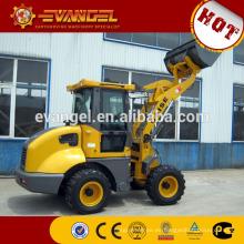 Venta caliente de China 910 1 TON Mini Cargadora de Ruedas Eléctrica