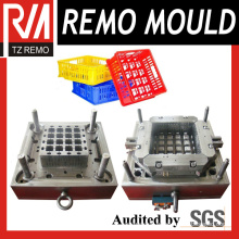 First Class Plastic Crate Mould