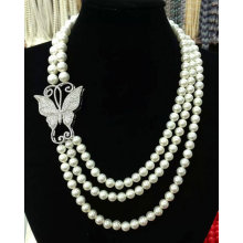 Wholesale Pearl Necklace Women Jewelry
